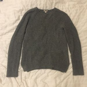 GAP ribbed knit sweater